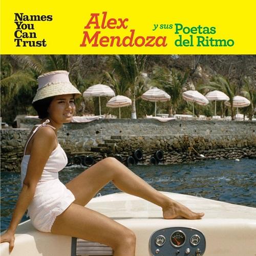 ALEX MENDOZA Y SUS POETAS DEL RITMO / アレックス・メンドーサ・イ・ス・ポエタス・デル・リトモ / ?CUMBEALO!