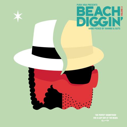 V.A. (BEACH DIGGIN) / オムニバス / BEACH DIGGIN' VOL.3