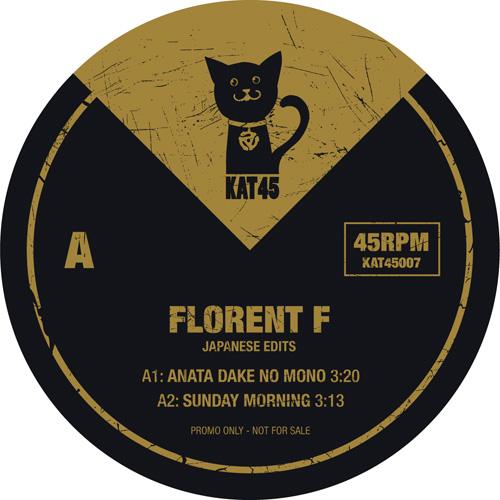 FLORENT F / JAPANESE EDITS