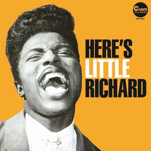 LITTLE RICHARD / リトル・リチャード / HERE'S LITTLE RICHARD (HIS FIRST ALBUM+2) / ヒアズ・リトル・リチャード (ヒズ・ファースト・アルバム+2)
