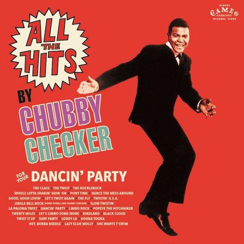 CHUBBY CHECKER / チャビー・チェッカー / ALL THE HITS BY CHUBBY CHECKER / オール・ザ・ヒッツ・バイ・チャビー・チェッカー