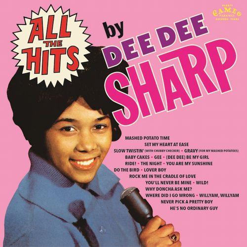 DEE DEE SHARP / ディー・ディー・シャープ / ALL THE HITS BY DEE DEE SHARP / オール・ザ・ヒッツ・バイ・ディー・ディー・シャープ