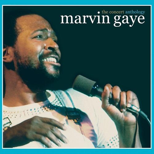 MARVIN GAYE / マーヴィン・ゲイ / CONCERT ANTHOLOGY (2CD)