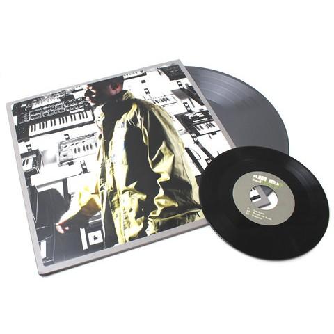 "BLACK MILK / ブラック・ミルク / TRONIC (SILVER EDITION)  ""Silver Vinyl 2LP + 7"""""