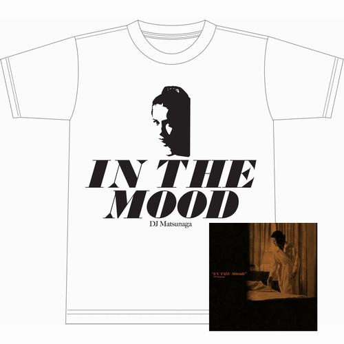 DJ 松永 / In The Mood★ディスクユニオン限定T-SHIRTS付セットLサイズ