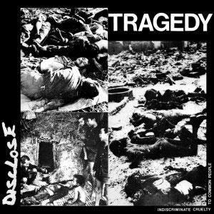 DISCLOSE / ディスクローズ / TRAGEDY (LP)
