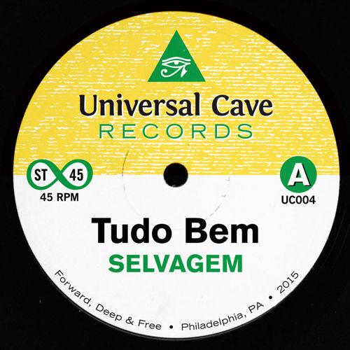SELVAGEM / TUDO BEM/LUANDA