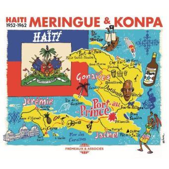 V.A. (HAITI) / オムニバス / HAITI - MERENGUE & KONPA 1952-1962