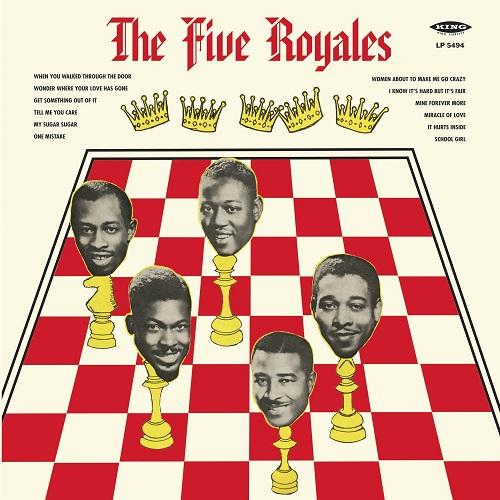 """5 ROYALES / ファイヴ・ロイヤルズ / """"5"""" ROYALES (180G LP)"""