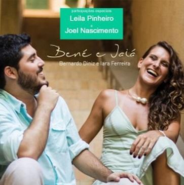 BERNARDO DINIZ E IARA FERREIRA / ベルナルド・ヂニス&イアラ・フェヘイラ / BENE E IAIA