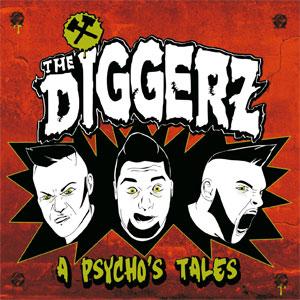 DIGGERZ / A PSYCHO'S TALE (LP)