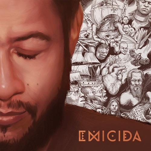 EMICIDA / エミシーダ / SOBRE QUADRIS, CRIANCAS, PESADELOS E LICOES DE CASA