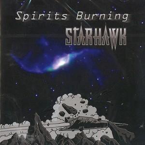 SPIRITS BURNING / スピリッツ・バーニング / STARHAWK