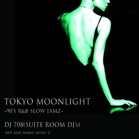 DJ 708 / Tokyo Moonlight
