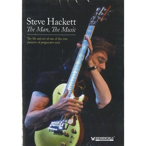 STEVE HACKETT / スティーヴ・ハケット / THE MAN, THE MUSIC