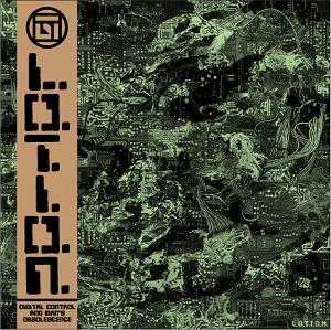 L.O.T.I.O.N. / DIGITAL CONTROL AND MAN'S OBSOLESCENCE (LP)