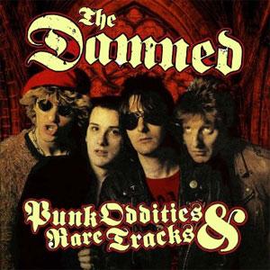 DAMNED / ダムド / PUNK ODDITIES AND RARE TRACKS (LP)