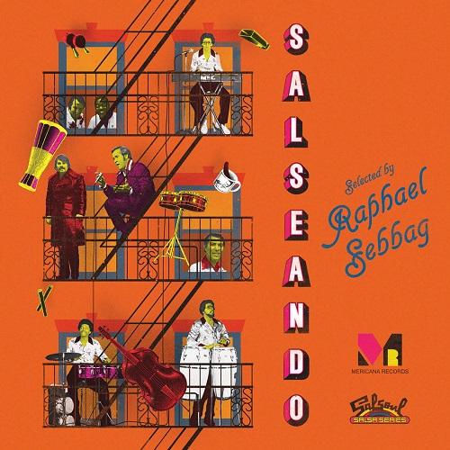 V.A. (SALSEANDO) / オムニバス / SALSEANDO / サルセアンド