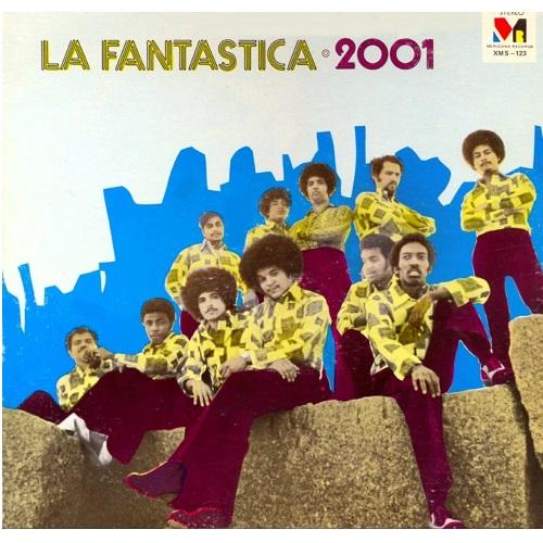 LA FANTASTICA / ラ・ファンタスティカ / 2001