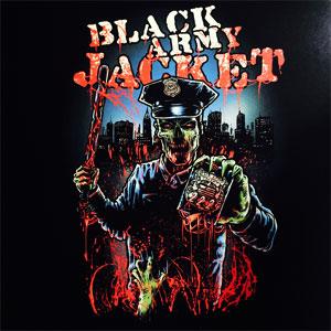BLACK ARMY JACKET / ブラック・アーミー・ジャケット / 222 (LP)