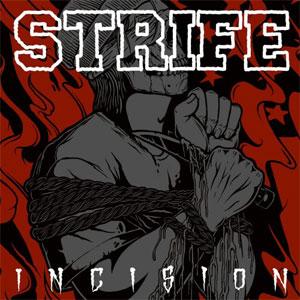 "STRIFE (PUNK) / ストライフ / INCISION (12"")"