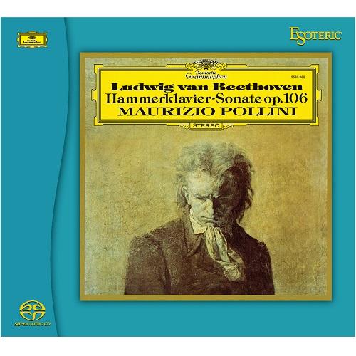 MAURIZIO POLLINI / マウリツィオ・ポリーニ / BEETHOVEN: PIANO SONATAS NOS.28 & 29 / ベートーヴェン: ピアノ・ソナタ第28番 & 第29番