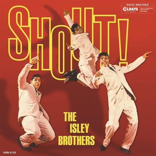 ISLEY BROTHERS / アイズレー・ブラザーズ / シャウト!