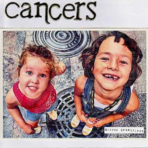 "CANCERS / MISSED/HELPLESS (7"")"