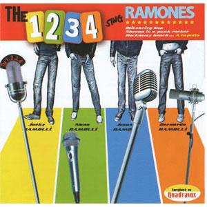 THE 1234 / SING RAMONES
