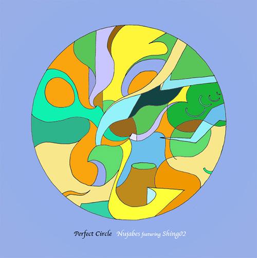 """Nujabes / Shing02 / ヌジャベス / シンゴ02 / Perfect Circle """"12"""""""
