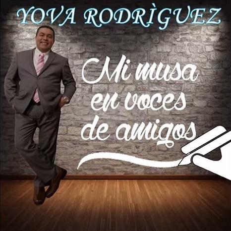 YOVA RODRIGUEZ / ヨバ・ロドリゲス / MI MUSA EN VOCES