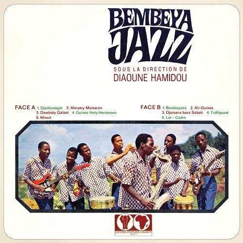 BEMBEYA JAZZ / ベンベヤ・ジャズ / SOUS LA DIRECTION DE DIAOUNE HAMIDOU