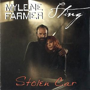 MYLENE FARMER / ミレーヌ・ファルメール / STOLEN CAR