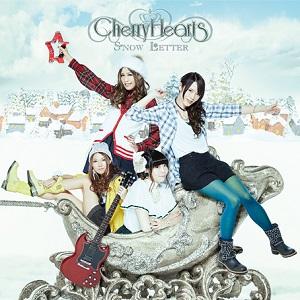 CHERRYHEARTS / チェリーハーツ / SNOW LETTER / スノーレター<通常盤>