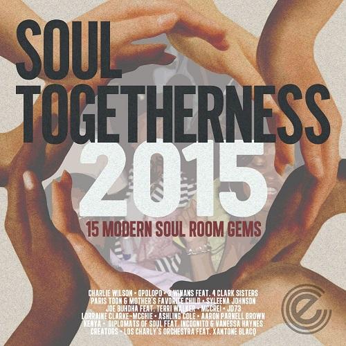V.A. (SOUL TOGETHERNESS) / オムニバス / SOUL TOGETHERNESS 2015