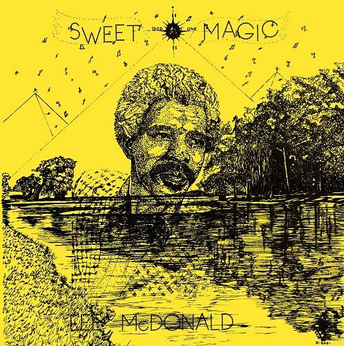 LEE MCDONALD / リー・マクドナルド / SWEET MAGIC / スウィート・マジック (紙ジャケ)