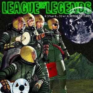 スチャダラパー / LEAGUE OF LEGENDS FEAT.DEV LARGE, CQ FROM ILLMATIC BUDDHA M.C'S