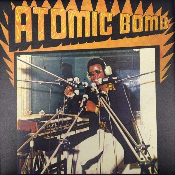 WILLIAM ONYEABOR / ウィリアム・オニーバー / ATOMIC BOMB