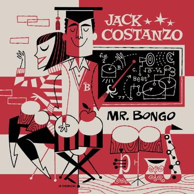 JACK COSTANZO / ジャック・コスタンゾ / MR BONGO