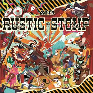 VA (RUSTIC STOMP) / RUSTIC STOMP 2015