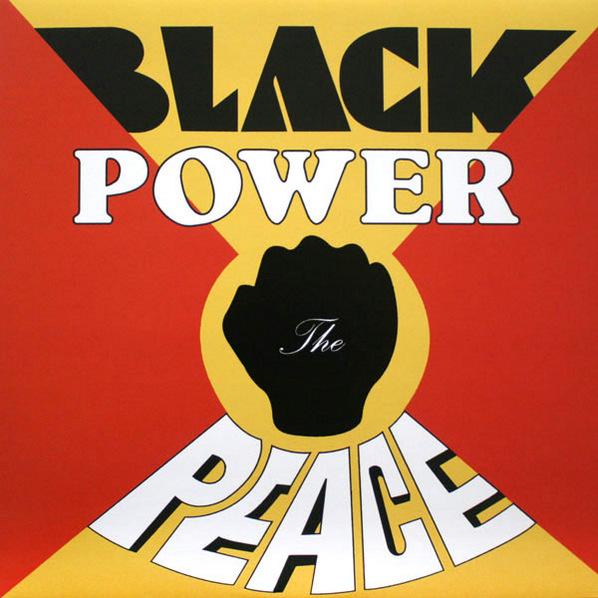 BLACK POWER (AFRO) / ブラック・パワー / THE PEACE