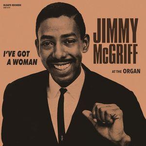 JIMMY MCGRIFF / ジミー・マグリフ / I've Got A Woman / アイヴ・ガット・ア・ウーマン