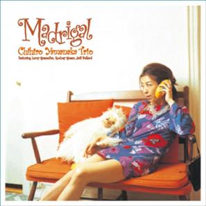 CHIHIRO YAMANAKA / 山中千尋 / Madrigal / マドリガル(LP)