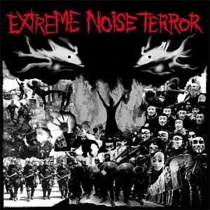 EXTREME NOISE TERROR / EXTREME NOISE TERROR (LP)
