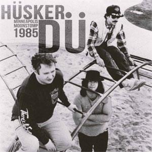 HUSKER DU / ハスカーデュー / MINNEAPOLIS MOONSTOMP - 1985 MINNESOTA (LP)