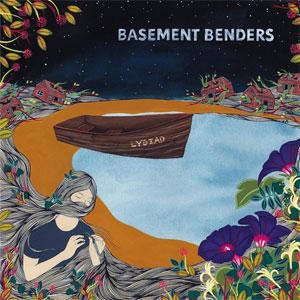 """BASEMENT BENDERS / LYDIAD (COLOR LP+7"""")"""