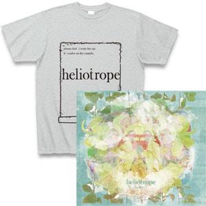heliotrope【CD+Tシャツ(XL)】