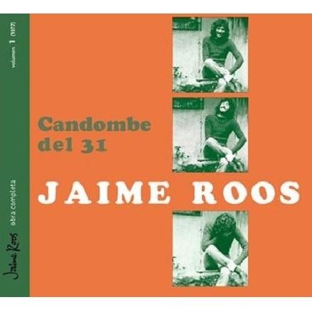 JAIME ROOS / ハイメ・ロス / CANDOMBE DEL 31