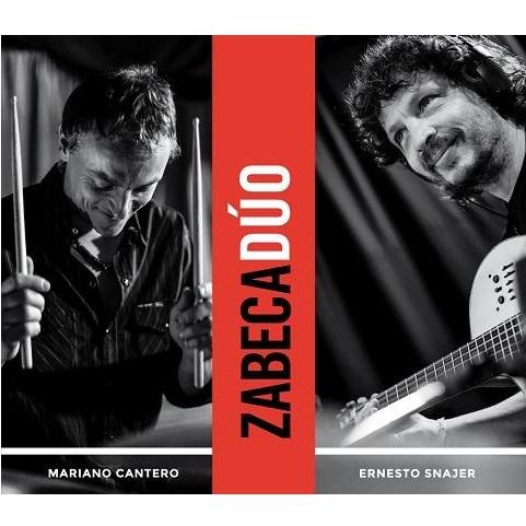 ERNESTO SNAJER & MARIANO CANTERO / エルネスト・スナヘール & マリアーノ・カンテーロ / ZABECA DUO