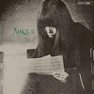 Maki Asakawa / 浅川マキ / 浅川マキII(アナログ)
